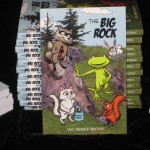 The Big Rock - New 128 page Comic Strip Book from Leo Brophy