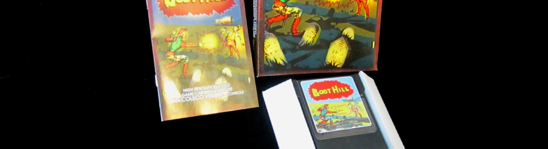 BOOT HILL for Colecovision