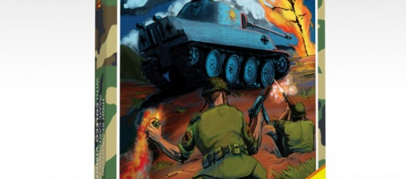 TANK MISSION for COLECOVISION is now available from collectorvision