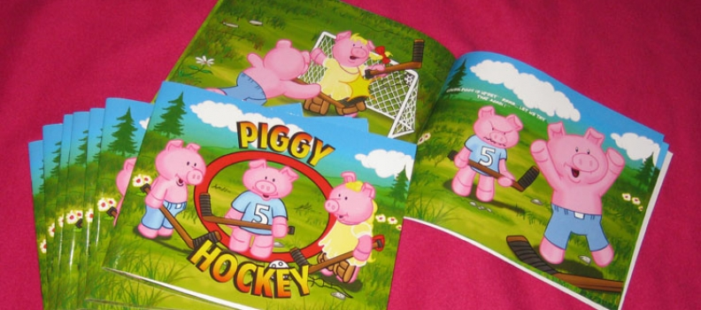 Piggy Hockey Now available from Piggyhockey.com